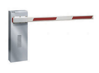 FAAC Stainless Steel Automatic Arm Gate Barrier