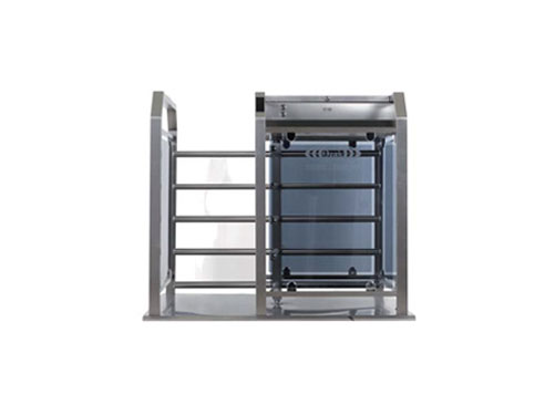 OZAK Half Height turnstiles