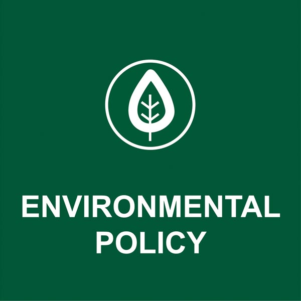 Environmental Policy Adax Business Systems