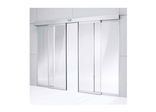 Electric Sliding Doors : Faac door sensor supplier qatar adax business systems