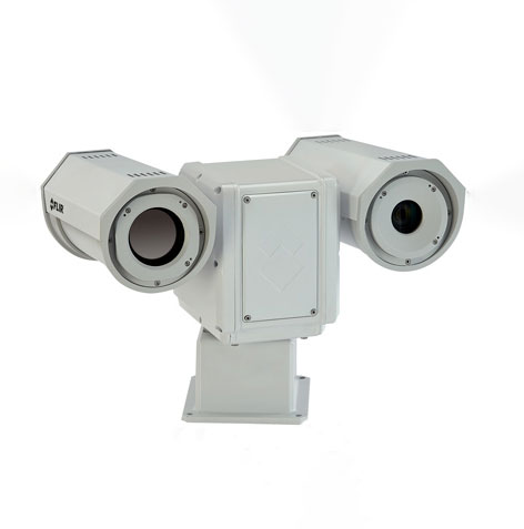FLIR THERMAL DUAL SENSOR IP CAMERA
