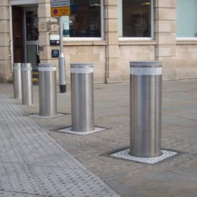 AUTOMATED BOLLARDS