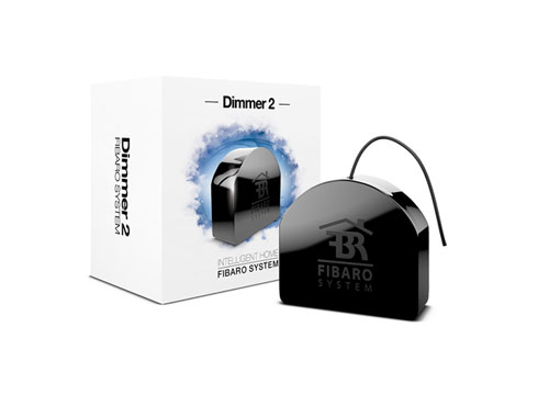 Fibaro Dimmer Unit For Home Automation