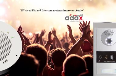 IP Based PA System Improves Audio Solutions