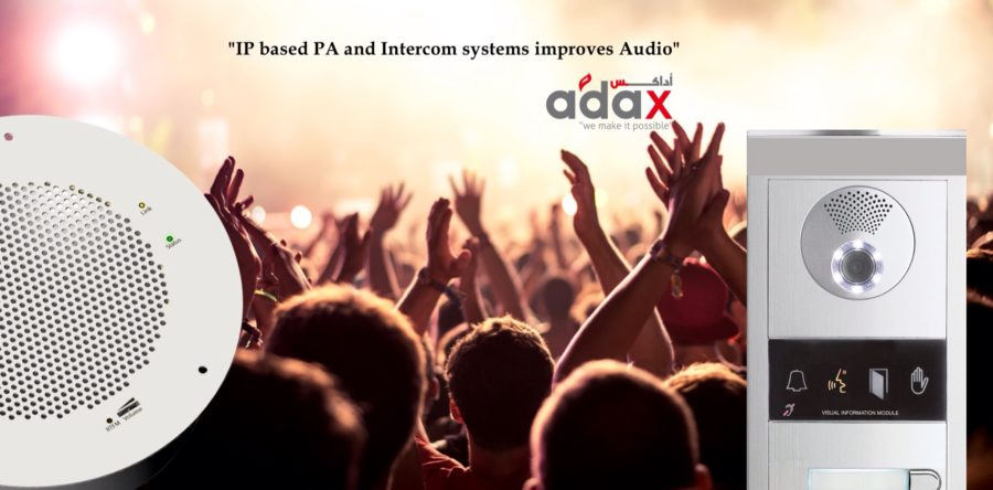IP Based PA System Improves Audio Solutions Qatar